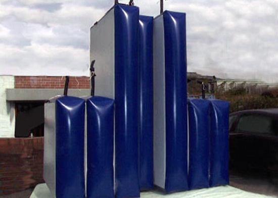 Foto de Sistemas de protección contra el viento
