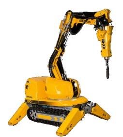 Foto de Robots de demolición