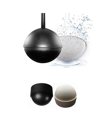 Foto de Esferas y semiesferas acústicos