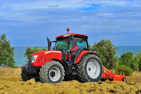 Foto de Tractores agrícolas