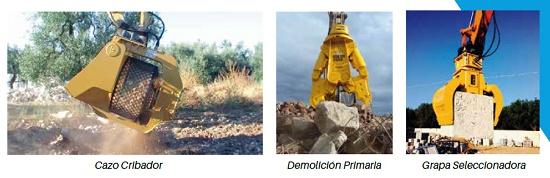 Foto de Equipos de demolición