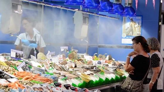 Foto de Nebulización pescadería