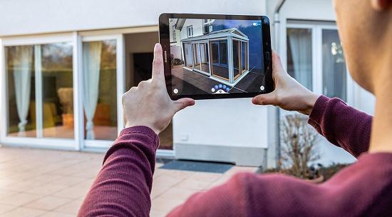 Foto de Software de realidad aumentada