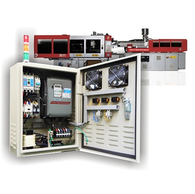 Foto de Reductor del consumo energético para máquinas de inyección