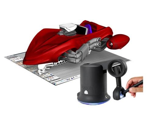 Foto de Software para modelado y escultura 3D