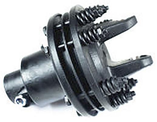 Foto de Limitadores combinados embrague de discos a fricción con rueda libre