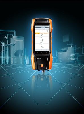 Foto de Instrumentos de medición para el sector HVAC/R