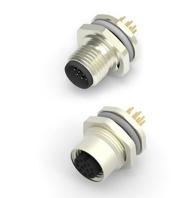 Foto de Conectores para circuitos impresos y paneles