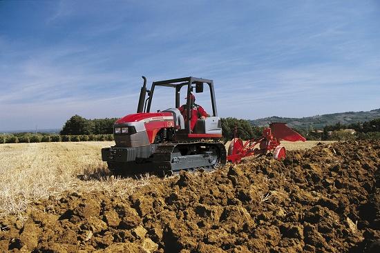 Foto de Tractores de oruga