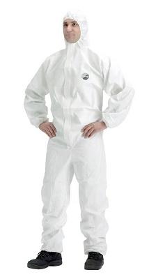 Foto de Traje de protección contra agentes químicos