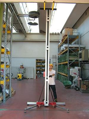Foto de Elevadores para instalaciones en altura