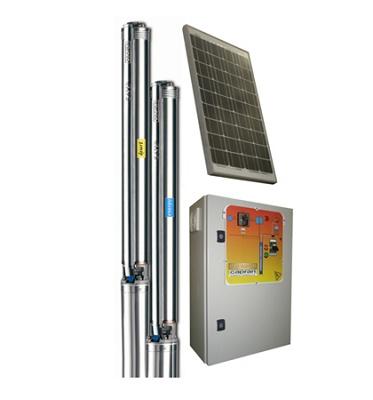 Foto de Sistema de bombeo solar