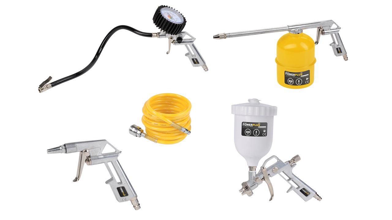 Foto de Set accesorios para compresor