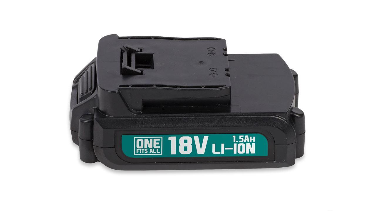 Foto de Batería 18V Li-Ion 1.5Ah