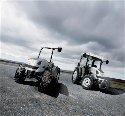 Foto de Tractores de pequeñas dimensiones