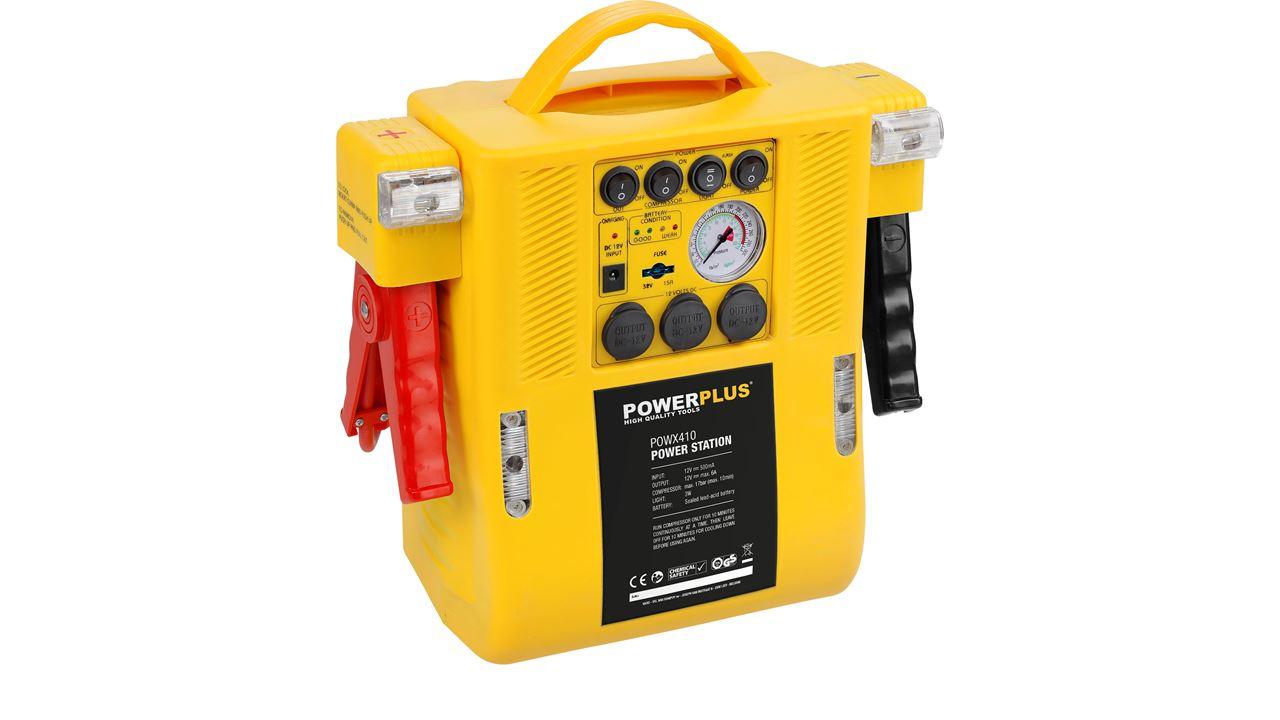 Foto de Arrancador baterías - multifunción