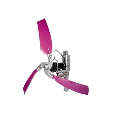 Foto de Aceleradores de corriente sumergidos horizontales