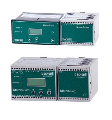 Foto de Dispositivo de control, supervisión y protección de motores eléctricos