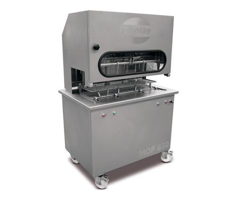 Foto de Máquinas de moldes para jamones