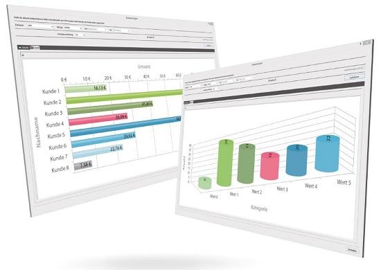 Foto de Software de gestión de empresa