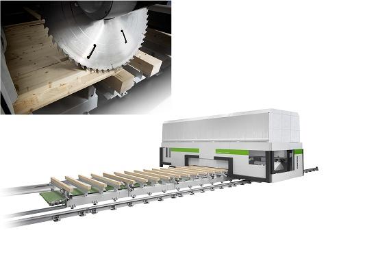 Foto de Centro de mecanizado para madera