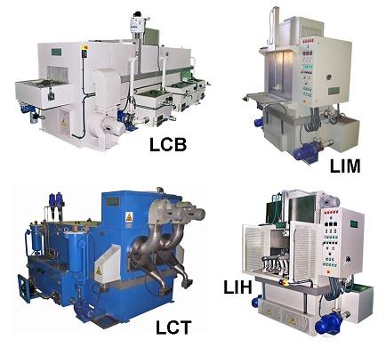 Foto de Máquinas automáticas para lavar y desengrasar piezas industriales
