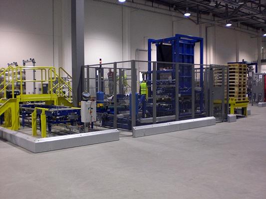 Foto de Sistemas logísticos automáticos