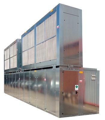 Foto de Sistema de refrigeración del agua