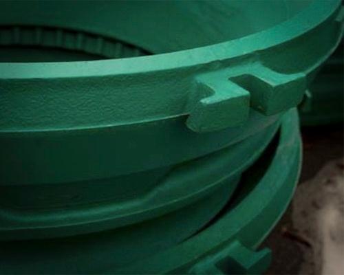 Foto de Piezas de desgaste para trituradoras de cono