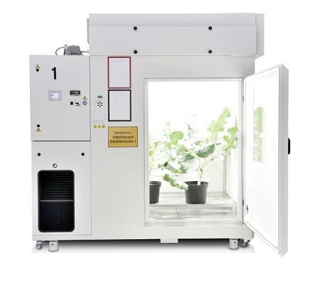 Foto de Cámaras de crecimiento de plantas modulares