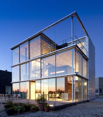Foto de Sistemas para fachadas de vidrio