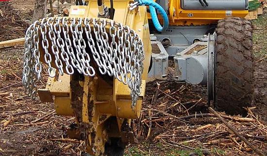 Foto de Trituradoras para cepas y raíces