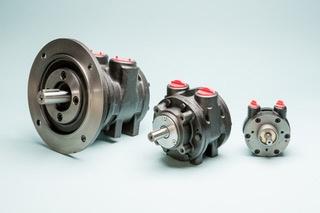 Foto de Motores neumáticos de paletas sin lubricación