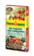 Foto de Substratos bio para tomates y hortalizas
