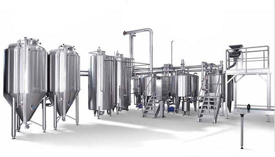 Foto de Sistema para cerveceras
