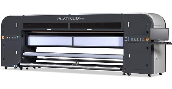 Foto de Impresora solvente rollo a rollo de gran formato