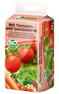 Foto de Substrato bio para tomates y hortalizas