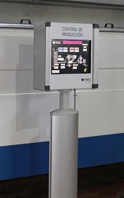 Foto de Sistema de control de producción