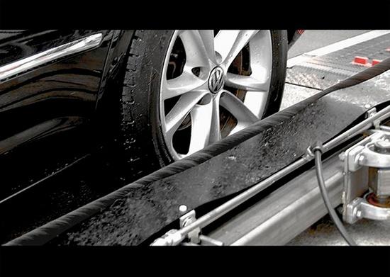 Foto de Cepillos abrillantadores de neumáticos