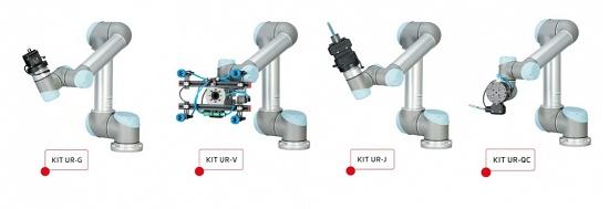 Foto de Kit para la integración de cambio de herramientas manual