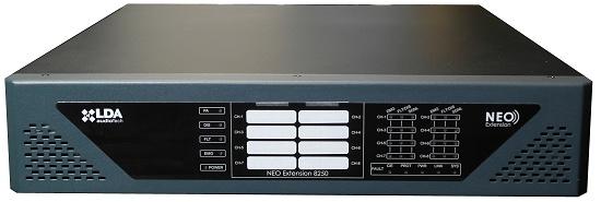 Foto de Extensión de control + amplificación de 8x250W