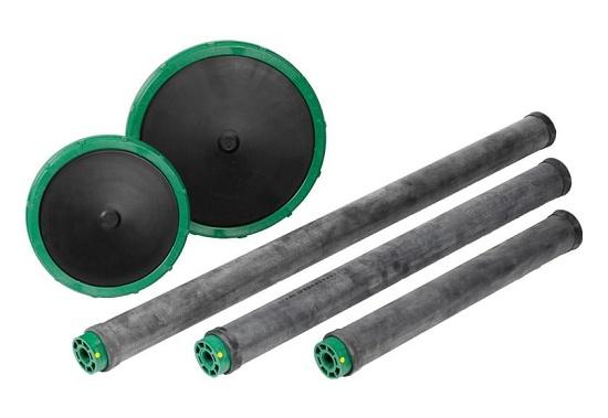 Foto de Discos y tubos difusores