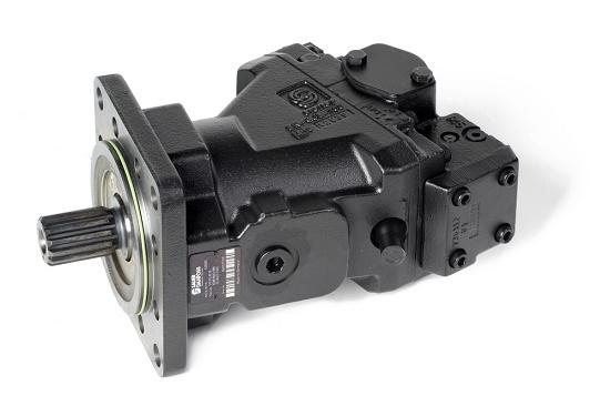 Foto de Motores de pistones axiales