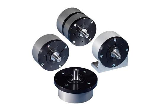 Foto de Motores neumáticos de pistones radiales