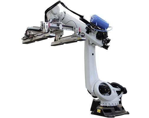 Foto de Sistema de gestión con robot