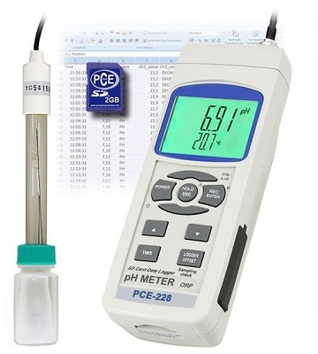 Foto de Medidores de pH portátiles