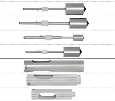 Foto de Sistemas de medición de cilindros coaxiales