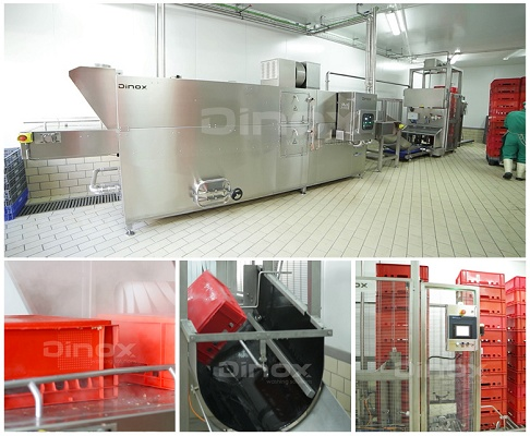 Foto de Líneas de lavado de cajas (producciones medianas)