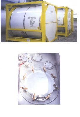 Foto de Contenedores para solventes y productos petroleros