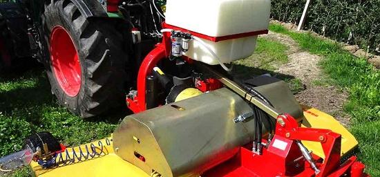 Foto de Pulverizadoras de herbicidas